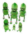 "17"" Mr. Pickle"