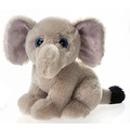 Fiesta Stuffed Big Eyes Elephant 9""