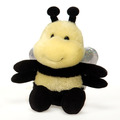 Fiesta Stuffed Bean Bag Bee 5""
