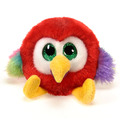 """Lubby Cubbies - 3.5"""" Kio Parrot"""