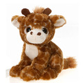 "Fiesta Stuffed Big Eyes Giraffe 9"""
