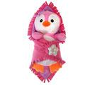 """Fiesta Blanket Babies? Pink Penguin 11"""""""