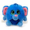 "Lubby Cubbies - 3.5"" Trunks Elephant"