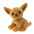 Fiesta Stuffed Big Eyes Chihuahua 9""