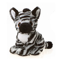 Fiesta Stuffed Big Eyes Zebra 9""