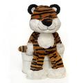 "Fuzzy Folk - ""Oliver"" 16"" Bean Bag Tiger"