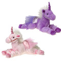 "Tutu Sweet 12"" Bean Bag Unicorns"