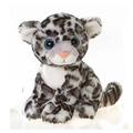 "Fiesta Stuffed Big Eyes Snow Leopard 9"""