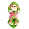 "Fiesta Blanket Babies? Girl Monkey 11"""