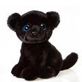 """Fiesta Stuffed Big Eyes Panther 9"""""""