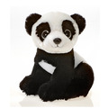 Fiesta Stuffed Big Eyes Panda 9""