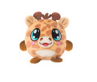 "Mushy Plushies - Izzy - 3.5"" Giraffe"