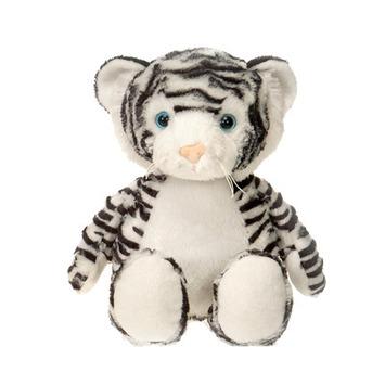 "Fiesta Stuffed Cuddle White Tiger 15"" picture"