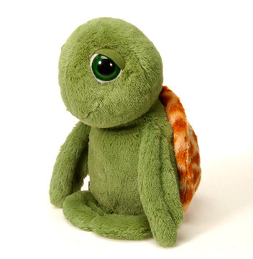 "Travel Tails 8.5"" Bean Bag Turtle picture"