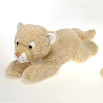 "Fiesta Stuffed Laydown Cougar 16.5"" picture"