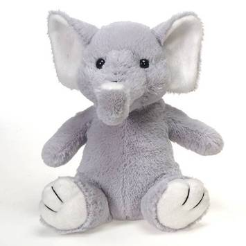 "Travel Tails - Bean Bag Elephant 9"" picture"