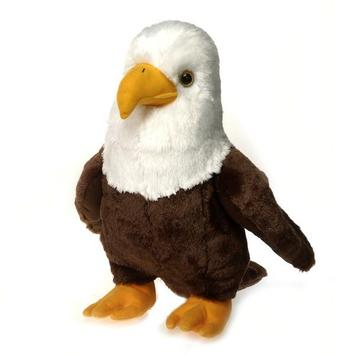 "Fiesta Stuffed Eagle 16.5"" picture"