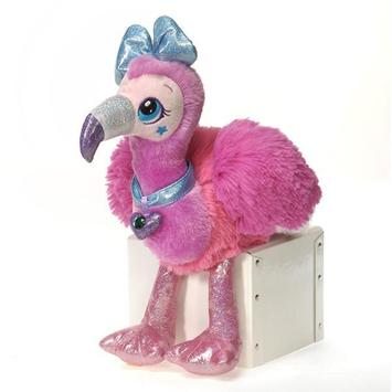 "Sparkle Starz - Stella Flamingo 8"" picture"
