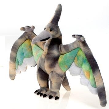 "Fiesta Stuffed Pterosaur 22"" picture"