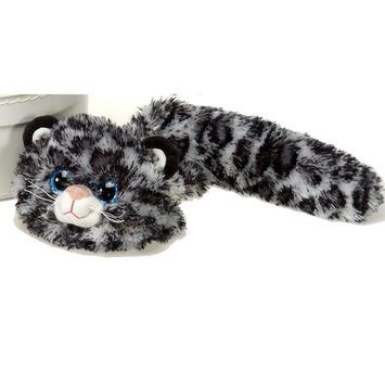 """Fursians - 16"""" Slushy B/B Snow Leopard picture"""