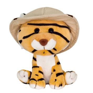 """Safari Friends - 5"""" Tiger picture"""