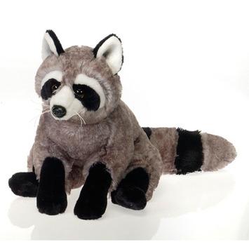 "Fiesta Stuffed Raccoon 12"" picture"