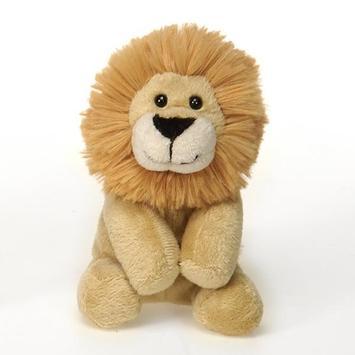 """Lil' Buddies - Bean Bag Lion 5"""" picture"""