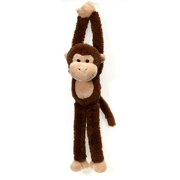 "Fiesta Stuffed Long Leg Monkey 15"" picture"
