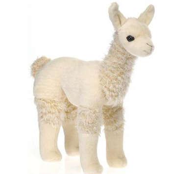 """Fiesta Stuffed Llama 12.5"""" picture"""