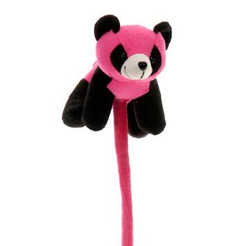 "Fiesta Bendimals Pink Panda 6"" picture"