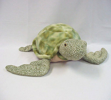 "Fiesta Stuffed Sea Turtle 25"" picture"