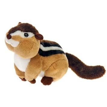 """Fiesta Stuffed Chipmunk 6"""" picture"""