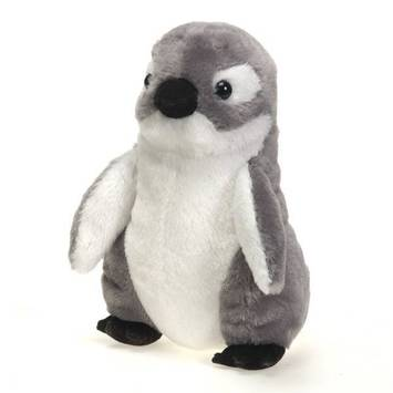 "Travel Tails - Bean Bag Penguin 9"" picture"