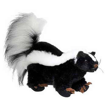 "Fiesta Stuffed Skunk 10"" picture"