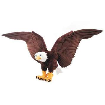 "Fiesta Stuffed Eagle 48"" picture"