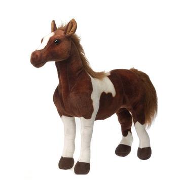 "Fiesta Stuffed Standing Mustang Horse 20"" picture"