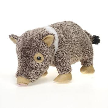 "16"" Stuffed Javelina from Fiesta. Soft Fiesta stuffed animals soothe, comfort, and encourage creative play. Just add imagination. Toy suitable for ages 3 and up. picture"