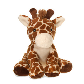 "Comfies 7.5"" Bean Bag Giraffe picture"