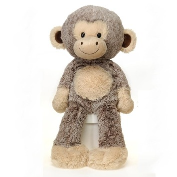 "Fuzzy Folk - ""Harold"" Monkey 16"" picture"