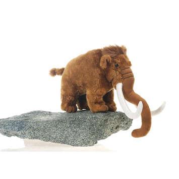 "Fiesta Stuffed Woolly Mammoth 11"" picture"