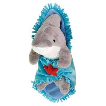 "Fiesta Blanket Babies? Dolphin 11"" picture"