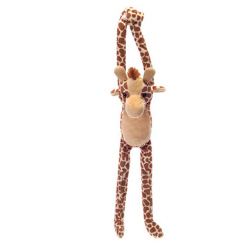 "Fiesta Stuffed Long Leg Giraffe 18"" picture"