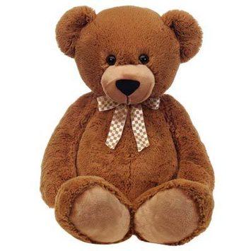 "Fiesta Stuffed Cuddle Brown Bear 38"" picture"