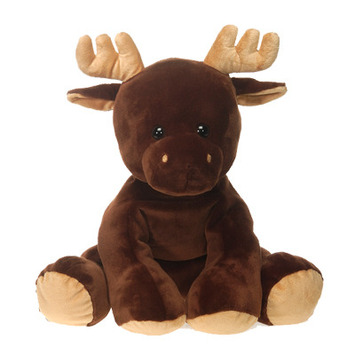 "Comfies 14.5"" Bean Bag Moose picture"