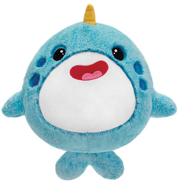 "CB Gumballs Courtney - 11"" Narwhal picture"