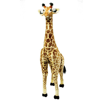 "Fiesta Stuffed Giraffe 72"" picture"