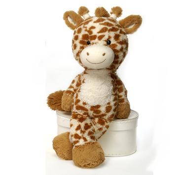 "Fuzzy Folk - ""Sam"" Giraffe 16"" picture"