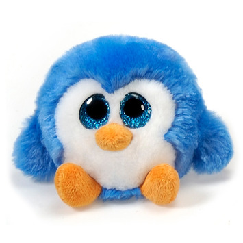"Lubby Cubbies - 3.5"" Blue Berry Penguin picture"