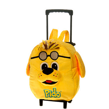 """Raggs??  12"""" PIDO DOG BACKPACK & TROLLEY COMBO picture"""