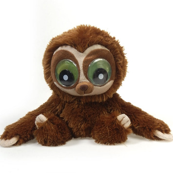 "Zoogly I's - Sloth 8.5"" picture"
